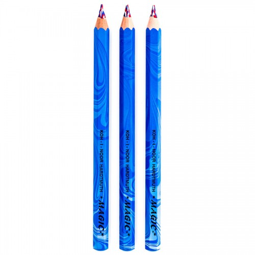 "Цветной Карандаш ""Magic Jumbo"" America Blue"