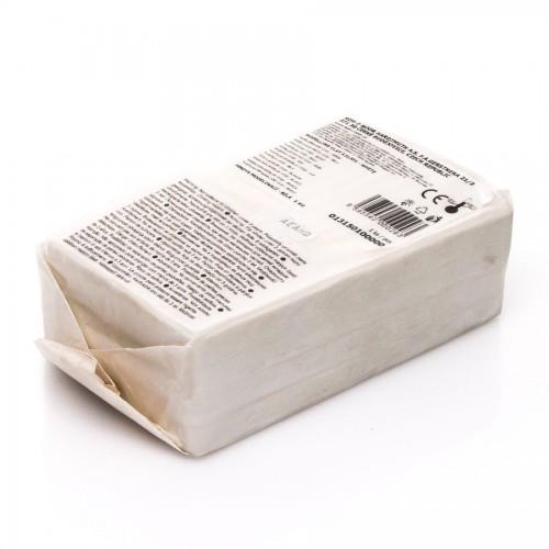 Пластилин Для Моделирования, Школьный 1Кг, Белый