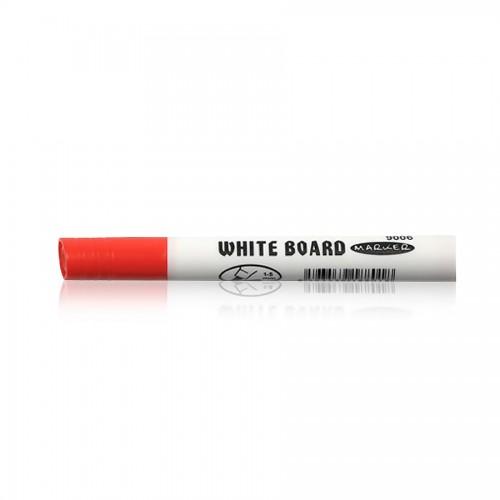 Маркер для белой доски 9006,красный