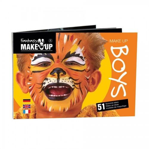 "Make Up Книжка ""Мальчик"""