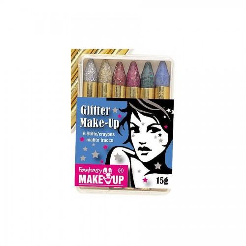 Make Up Комплект С Блестками 6Шт