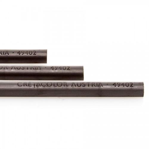 Уголь Прессованный  Nr.2,D=8Mm , L=94Mm Cretacolor