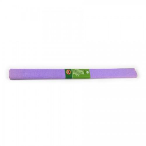 Креповая Бумага 2000Х500 Мм ,Фиолетовая