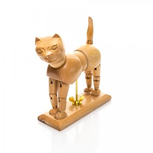 Манекен Деревянный  (Кошка)