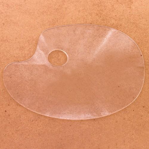 Пластиковая Палитра Прозрачная  31X21См
