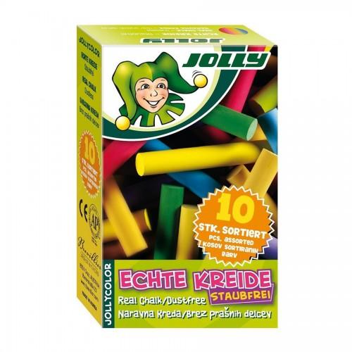 Мелок Разноцветный 10 Шт