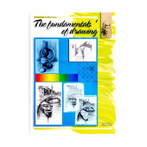 """Книги """"Коллекция Леонардо"""", Nr.1 """"Основы Рисования"""""""