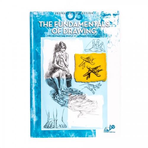 """Книги """"Коллекция Леонардо"""", Nr.3 """"Основы Рисования"""""""