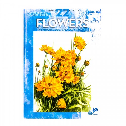 "Книги ""Коллекция Леонардо"", Nr.22 ""Цветы"""