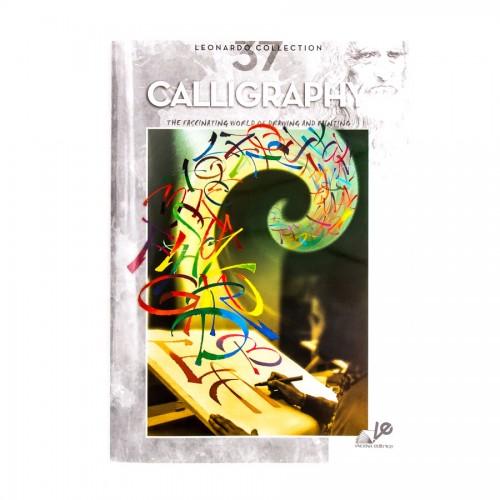"""Книги """"Коллекция Леонардо"""", Nr.37 """"Каллиграфия"""""""