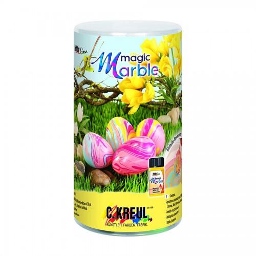 """Magic Marble""""Easter""""  C.Kreul"""