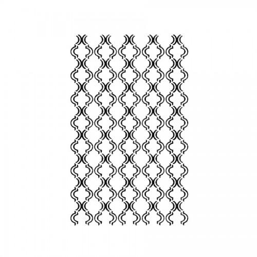 Stencil M Cm 30X44 Rhombus Texture