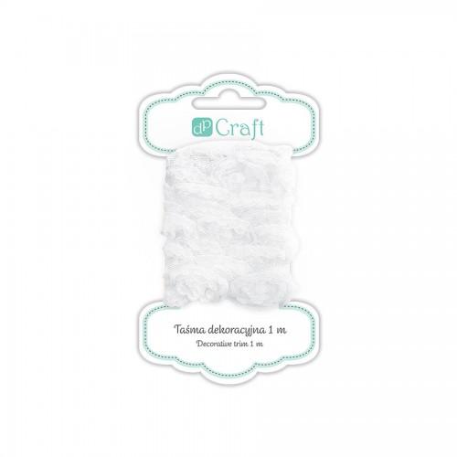 Декоративные Лента,1 М - White
