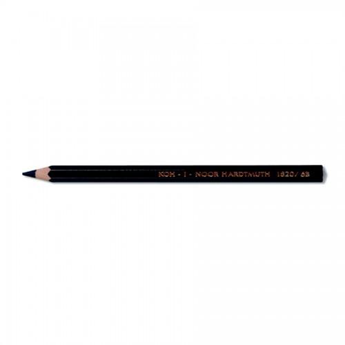 Толстый чернографитный карандаш 1820 6B