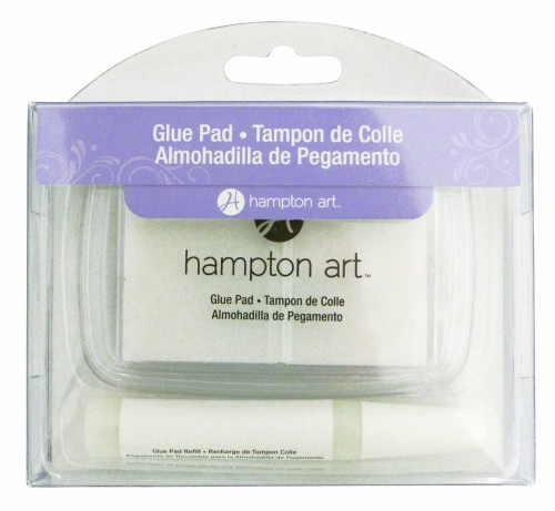 Hampton Art Glue Pad