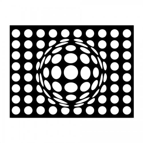 Шаблон H Cm. 44X60 Optical