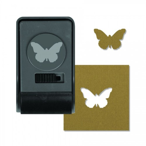 Paper Punch - Butterfly, Large By Tim Holtz