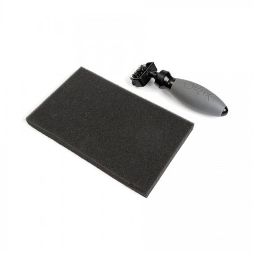 Accessory - Die Brush & Foam Pad For Wafer-Thin Di