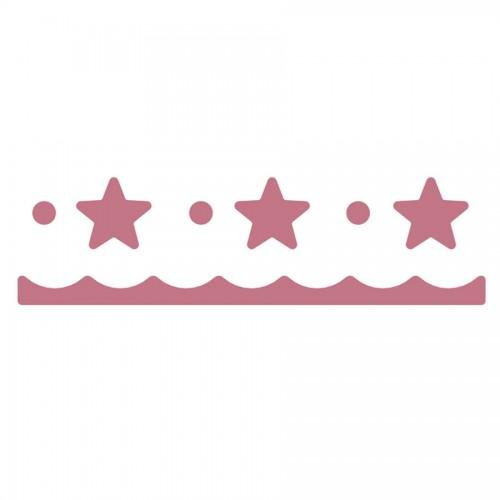Дырокол Бордюрный 4См, Звезды 3