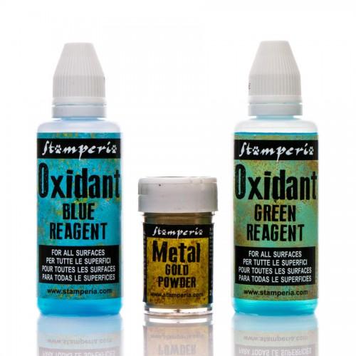 """Набор """"Oxidant Effect"""" Для Создания Эффекта Окисле"""