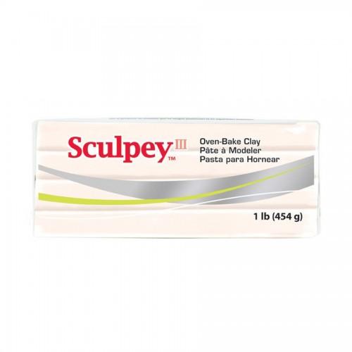 Sculpey Iii - White 227G