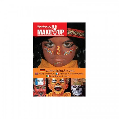 Make Up,Брошюра С Образцами  Art.37101
