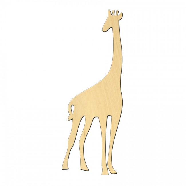 """Wooden pc. for art 465 """"Giraffe"""" 5,5*15 cm"""