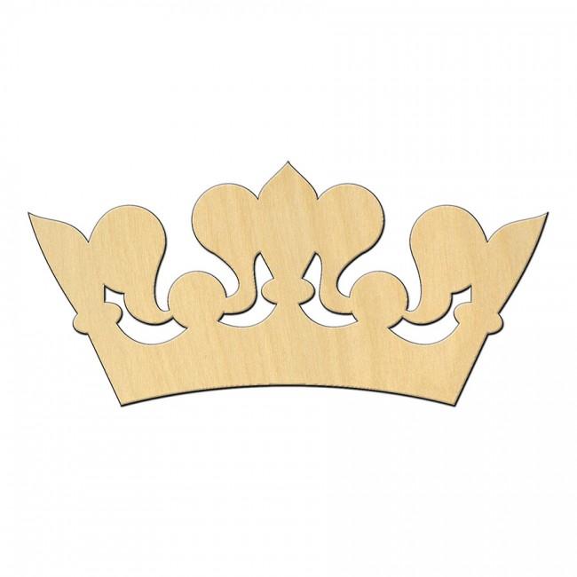 """Wooden pc. for art 524 """"Crown"""" 11х5,2 cm"""