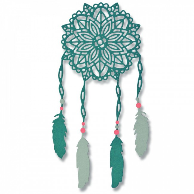 -50% Thinlits Die Set 6Pk Boho Dreams