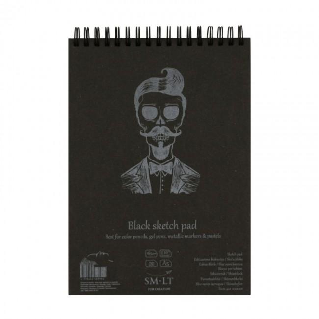 Sketch pads Authentic Black.A5