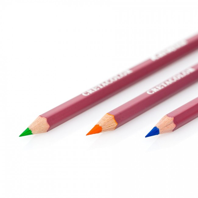 "Professional colored pencils ""Karmina"" CretacoloR"