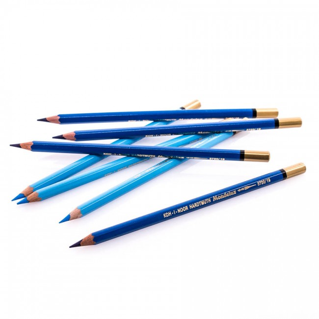 High quality artist watercolour pencils KOH-I-NOOR