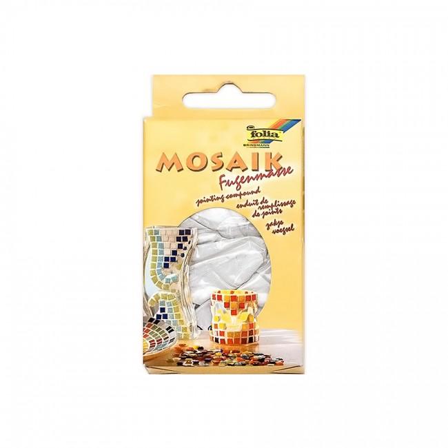 Mosaicjointing Compound,250G,White,Folia