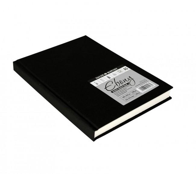 Ebony Sketchbook  A5
