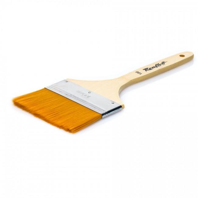 Flat paint brush, Roubloff