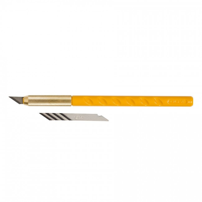Olfa® Art Knife  With Pen Type Contoured Handle An