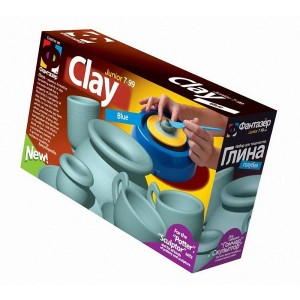 217011E The set Clay for Potter man / Sculptor