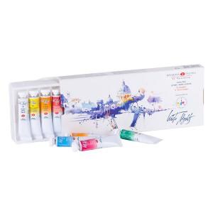 Watercolour set White Nights IWS in tubes 12x10ml