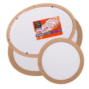 Primed canvas boards (cotton) KUNST & HOBI