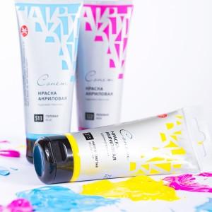 """Acrylic paints """"Sonet """" 120ml"""