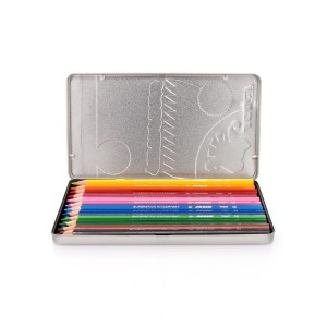 "Set Of School Col.Pencils ""Jolly""  12Pcs"