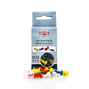Tacks 50Pcs, Koh-I-Noor