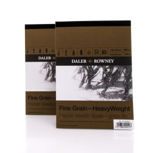 Drawing Pads A5 200 Gr  Daler-Rowney