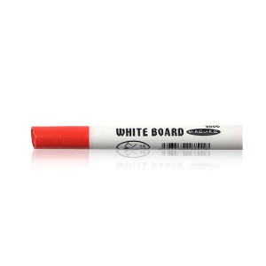 WHITE BOARD MARKER 9006 CHISEL RED