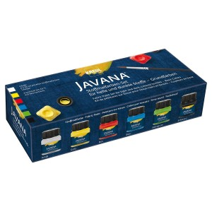 Javana Tex Textile Colors Opake Set 6X20Ml