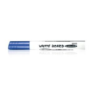 white board marker 9005 round blue