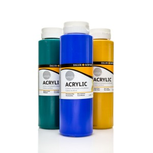 "Acrylic paints  ""SIMPLY "" 750 ml, Daler-Rowney"