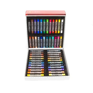 Sets Of Soft Pastels Koh-I-Noor, 48Pcs