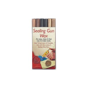 Sealing Gun Wax Pack Of 6 Sticks