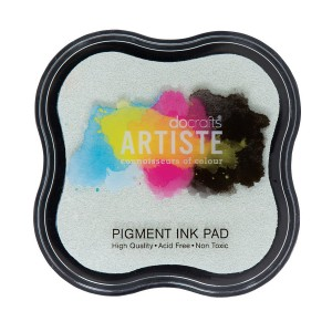 Dovecraft Embossing Pad, Pigment Ink Pads - Clear Emboss